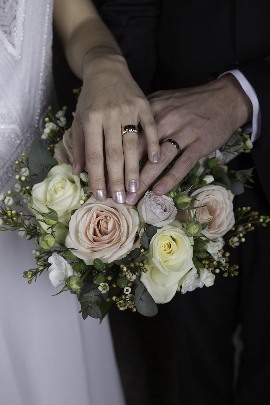 Bröllop i Sala Silvergruva