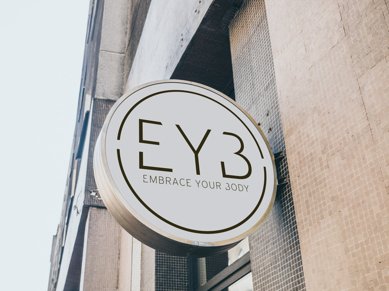 EYB-skylt